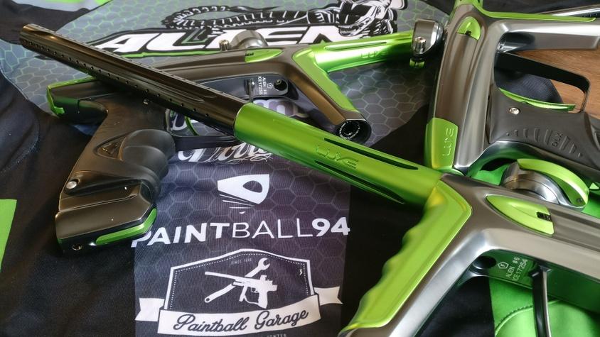 Paintball Garage
